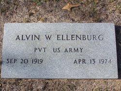 Alvin W Ellenburg