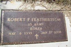Robert Francis Featherston
