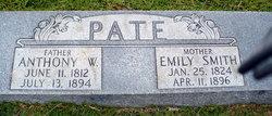 Lena Emily <i>Smith</i> Pate