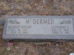 Catherine E <i>Berry</i> McDERMED