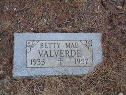 Betty Mae Valverde
