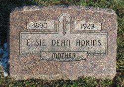 Elsie <i>Dean</i> Adkins