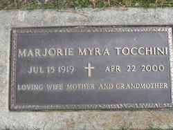 Marjorie Myra <i>Morris</i> Tocchini