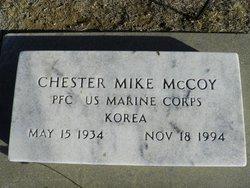 Chester Michael McCoy