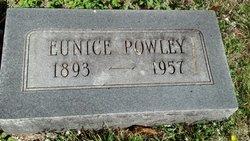Eunice <i>Wallace</i> Powley