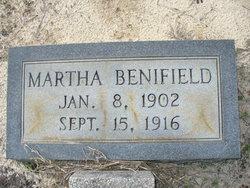 Martha Benifield