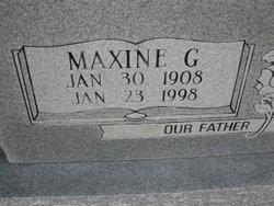 Lucy Maxine <i>Gray</i> Bruton