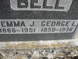 Emma Jane <i>Brown</i> Bell