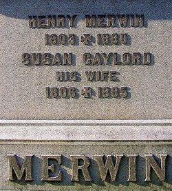 Henry Merwin