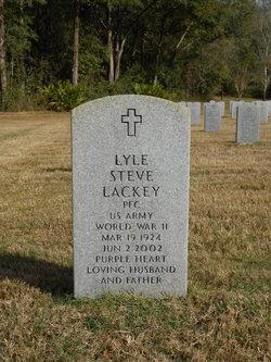 Lyle Steve Lackey