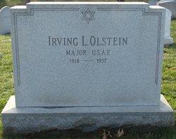 Irving Louis Olstein