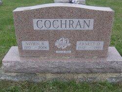 Vivien M. <i>Bernard</i> Cochran