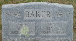 Alice <i>Feather</i> Baker