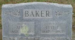 Levi C Baker