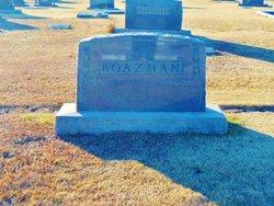 Mary Scott <i>Blair</i> Boazman
