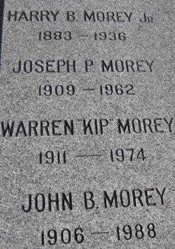 Warren Stephen Morey