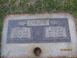 Freda Bernice <i>Pettit</i> Cardine