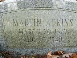 Martin Adkins