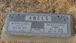 Mrs Helen Lucille <i>Oberg</i> Abels