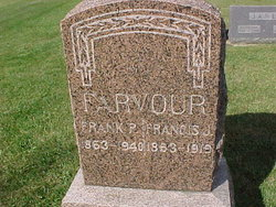 Francis <i>Janes</i> Farvour