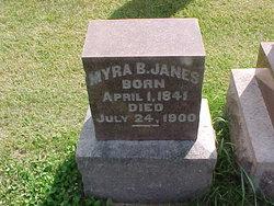 Almira B. Myra Janes