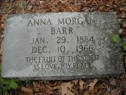 Anna Martindale <i>Morgan</i> Barr