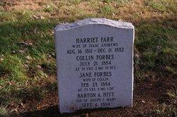 Harriet <i>Farr</i> Andrews