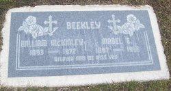 Mabel Ethel <i>Detlefs</i> Beekley