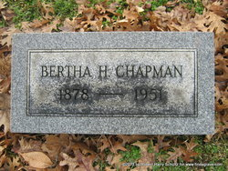 Bertha <i>Hutchinson</i> Chapman