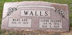 Clyde Eugene Walls