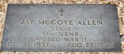 Jay McCoye Allen