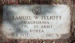 Samuel Walter Elliott