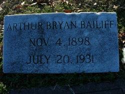 Arthur Bryan Bailiff