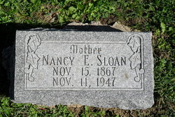 Nancy Evaline Sloan