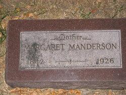 Margaret <i>Kennedy</i> Manderson