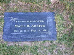 Marie B. Dunbar <i>McElmurry</i> Andrew
