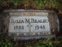 Julia Marcella <i>Rudy</i> Bealko