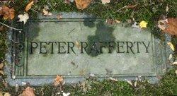 Peter T Rafferty