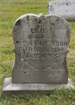 Leo C Benson