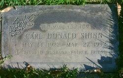 Carl Donald Shinn
