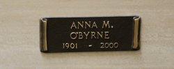 Anna M O'Byrne