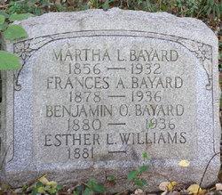 Benjamin O Bayard