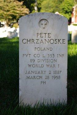 Pete Chrzanoske