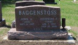 Josephine Frances Terry <i>Wakefield</i> Baggenstoss