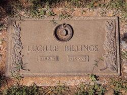 Lucille Billings