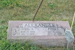 Ethel A Alexander