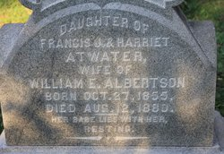 Frances Jeannie <i>Atwater</i> Albertson