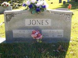 Sarah Elizabeth <i>Brown</i> Jones
