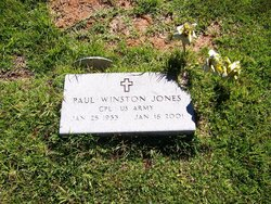 Paul Winston Jones