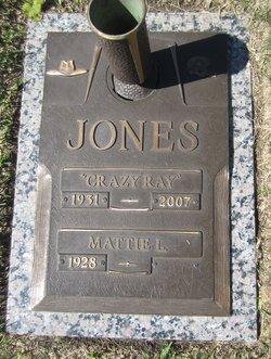 Wilford Crazy Ray Jones